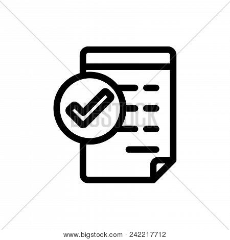 Approve Invoice Vector  Photo (Free Trial) Bigstock