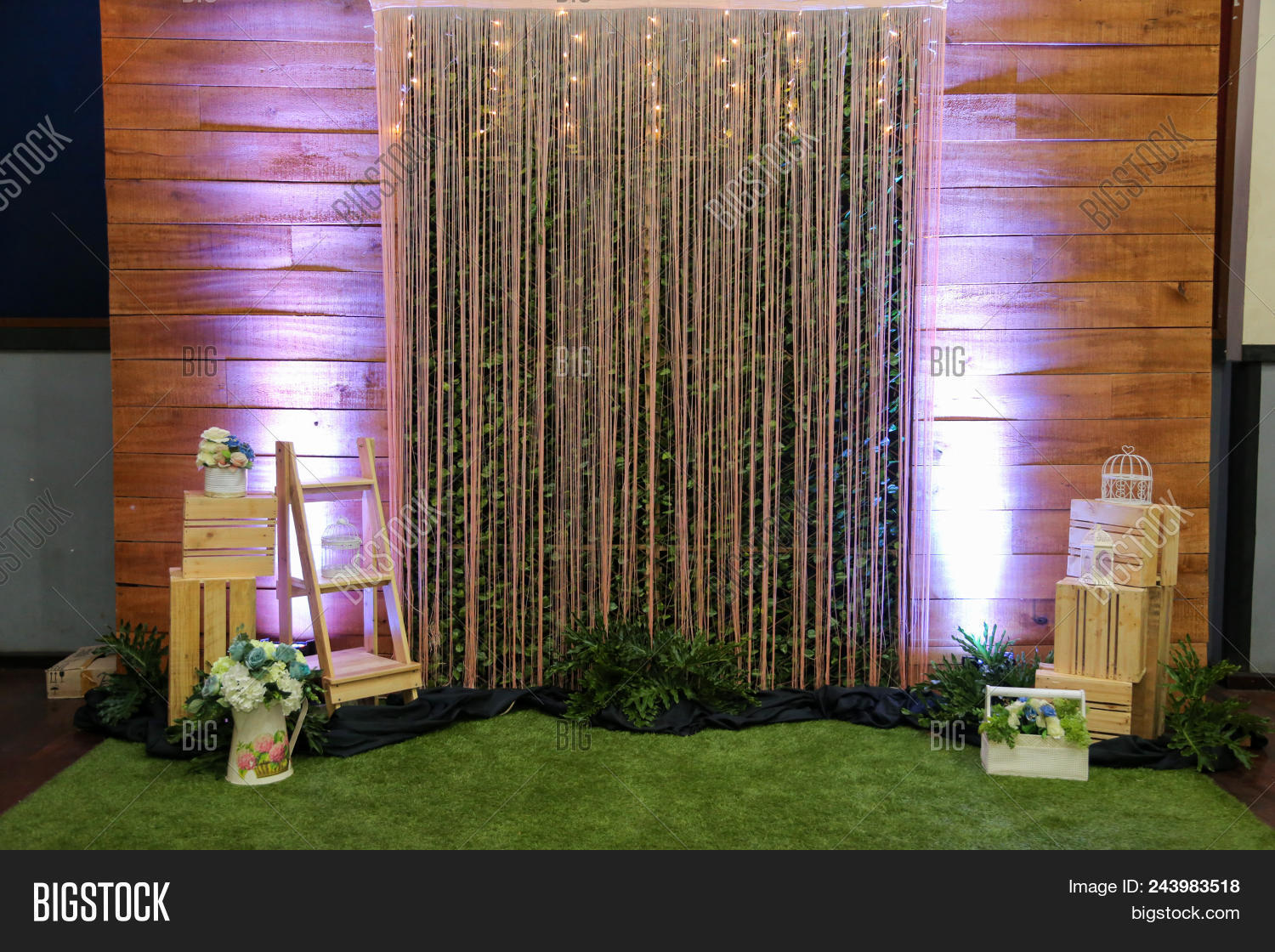 Decor Photobooth Beautiful Photo Booth Image Photo Free Trial Bigstock