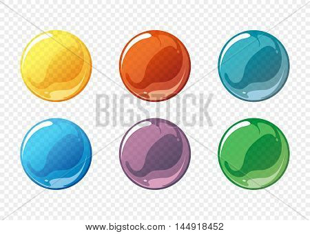 Cartoon Soap Bubble Vector  Photo (Free Trial) Bigstock