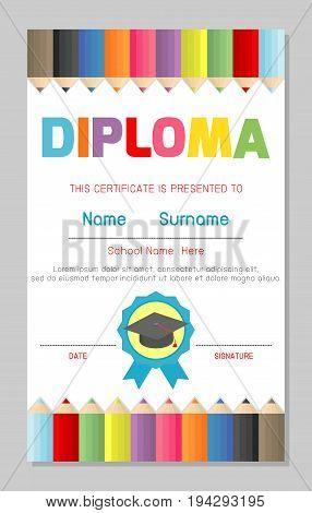 Certificates Vector  Photo (Free Trial) Bigstock