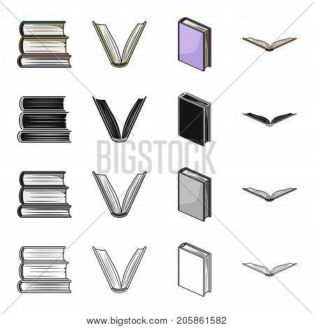 Different Types Books, Literature Vector  Photo Bigstock