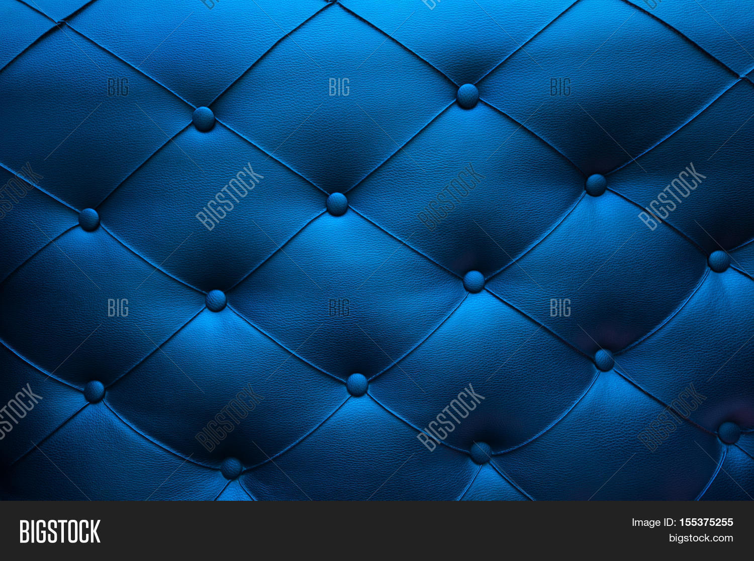Blue Lounge Classic Lounge Couch Image Photo Free Trial Bigstock