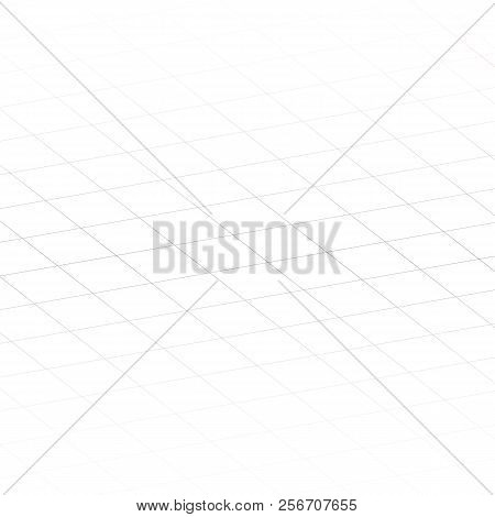 Tilted Square Lined Vector  Photo (Free Trial) Bigstock