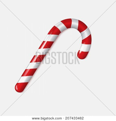 Realistic Xmas Candy Vector  Photo (Free Trial) Bigstock