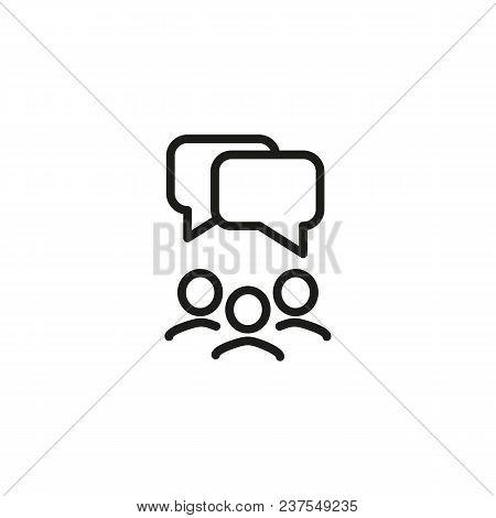 Speech Bubbles Under Vector  Photo (Free Trial) Bigstock