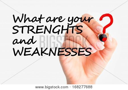What Your Strengths Image  Photo (Free Trial) Bigstock
