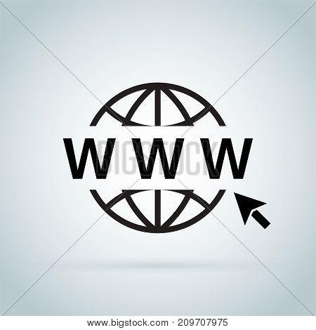 Click Go Online Vector  Photo (Free Trial) Bigstock - apps symbol
