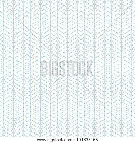 Blue Vector Isometric Grid Graph Vector \ Photo Bigstock - isometric graph paper