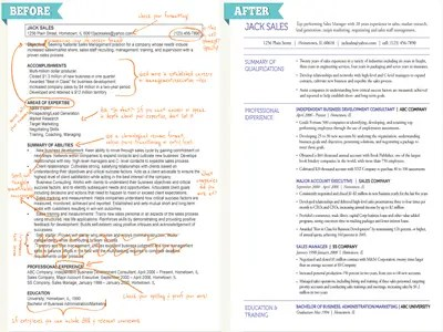 How To Make Your Resume Better INFOGRAPHIC - Business Insider - what should your resume look like