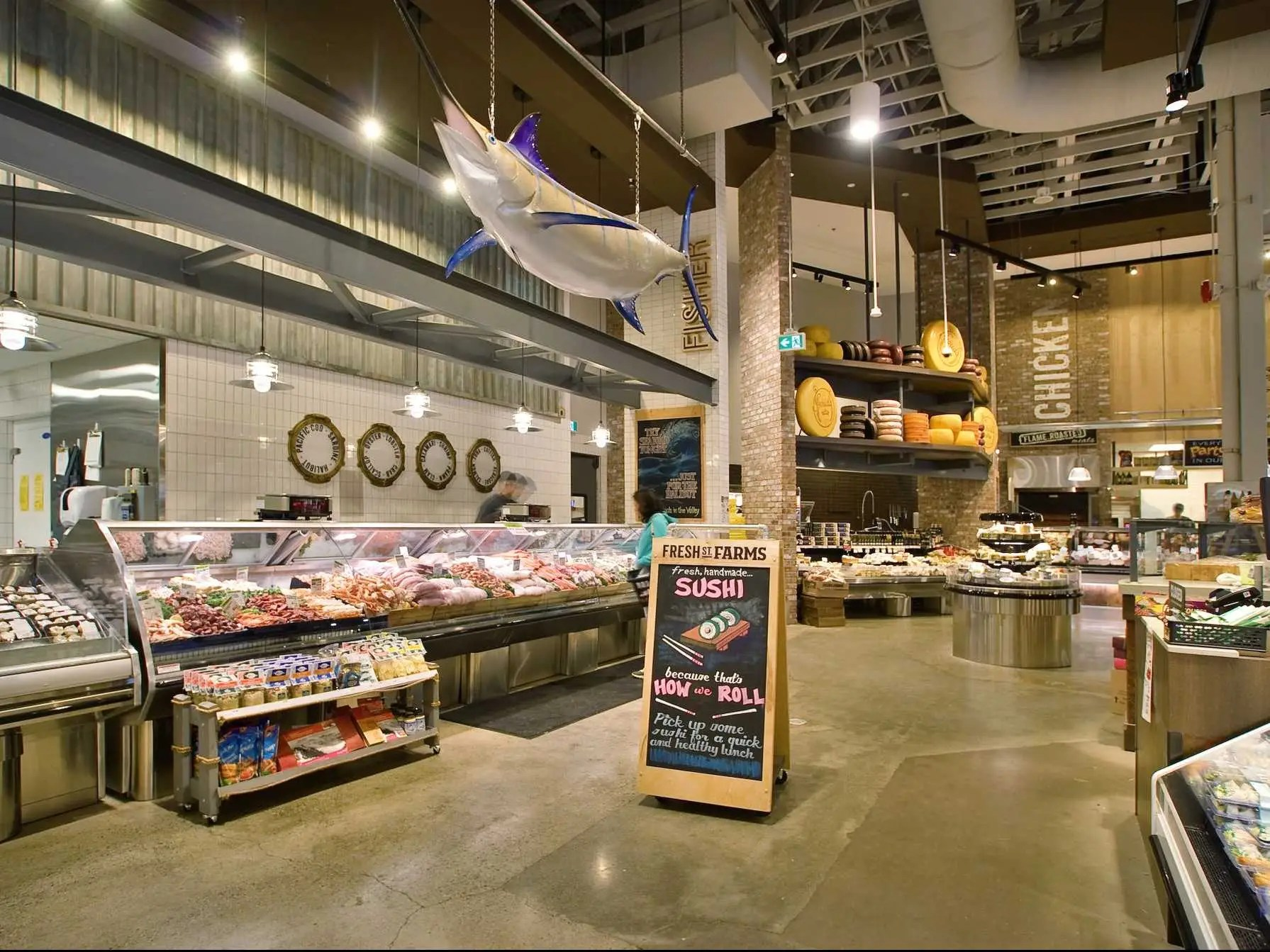 Moderne Stores Grocery Stores In The Future Business Insider