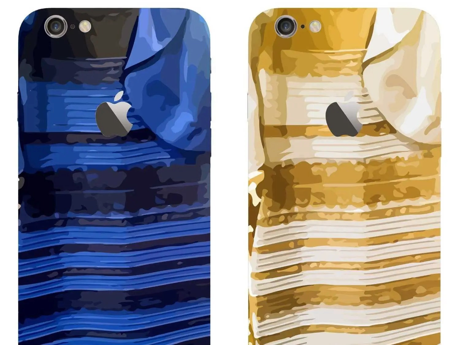Illusion Wallpaper Iphone The Dress Iphone Case Business Insider