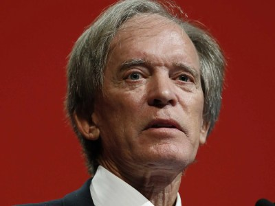 PIMCO cofounder Bill Gross