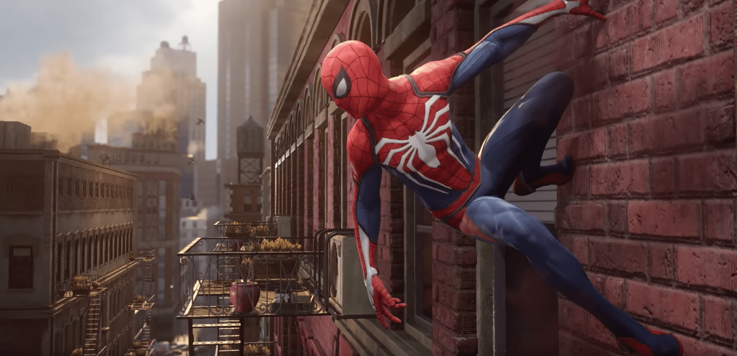 Spiderman Games New Spider Man Game Is A Ps4 Exclusive Business Insider