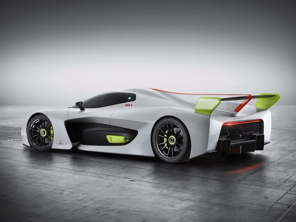 Dubai Police Car Wallpapers Pininfarina Hydrogen Car H2 Speed Will Go Into Production