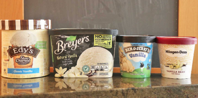 Which grocery store ice cream brand is the best comparison - Business Insider