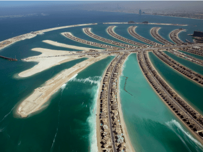 Dubai's newest man-made islands - Business Insider