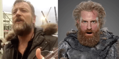'Game of Thrones': Jorah and Beric sing love song in new video - Business Insider