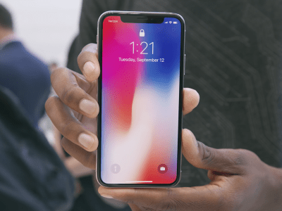 Apple's successors to the iPhone 8 could have a similar bezel-less design as the iPhone X (AAPL ...