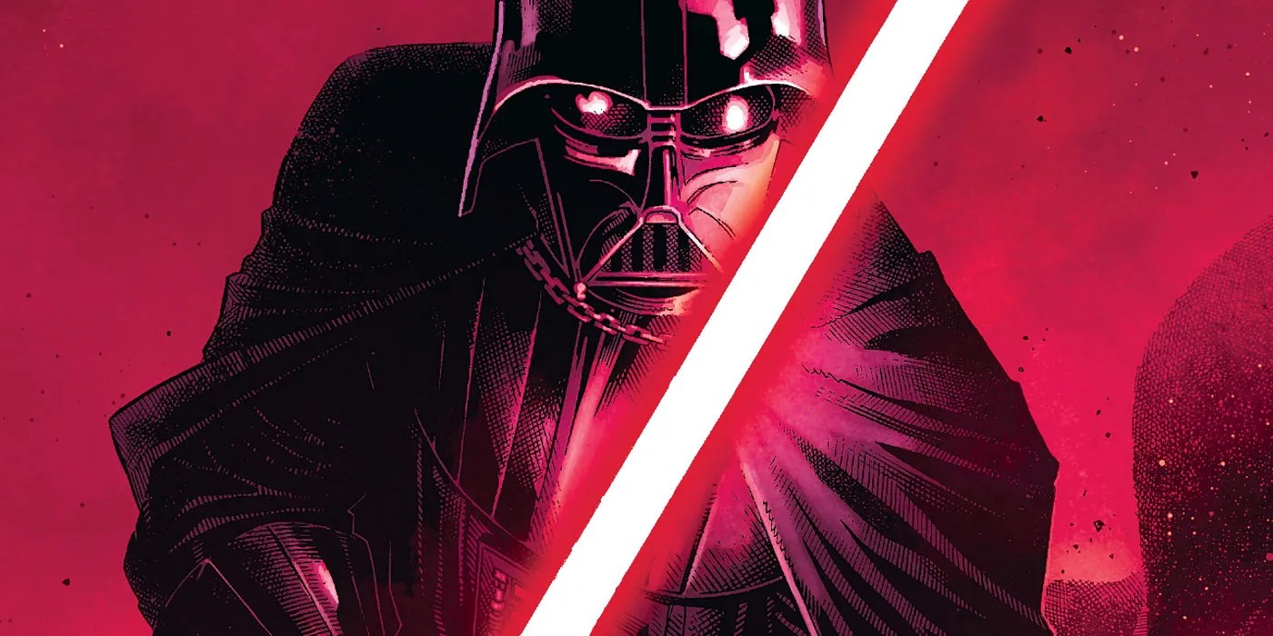 Hue Light Marvel Comics' Darth Vader Series Explains Star Wars' Red