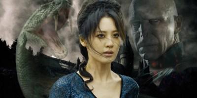Fantastic Beasts 2's Strangest Revelations About Nagini | CBR