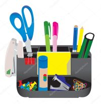 Office tools  Stock Vector  Romul-2009 #1084463