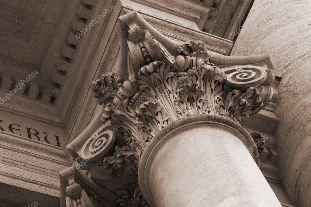 Architectural Details Of San Giovanni — Stock Photo © Alehnia #1239522