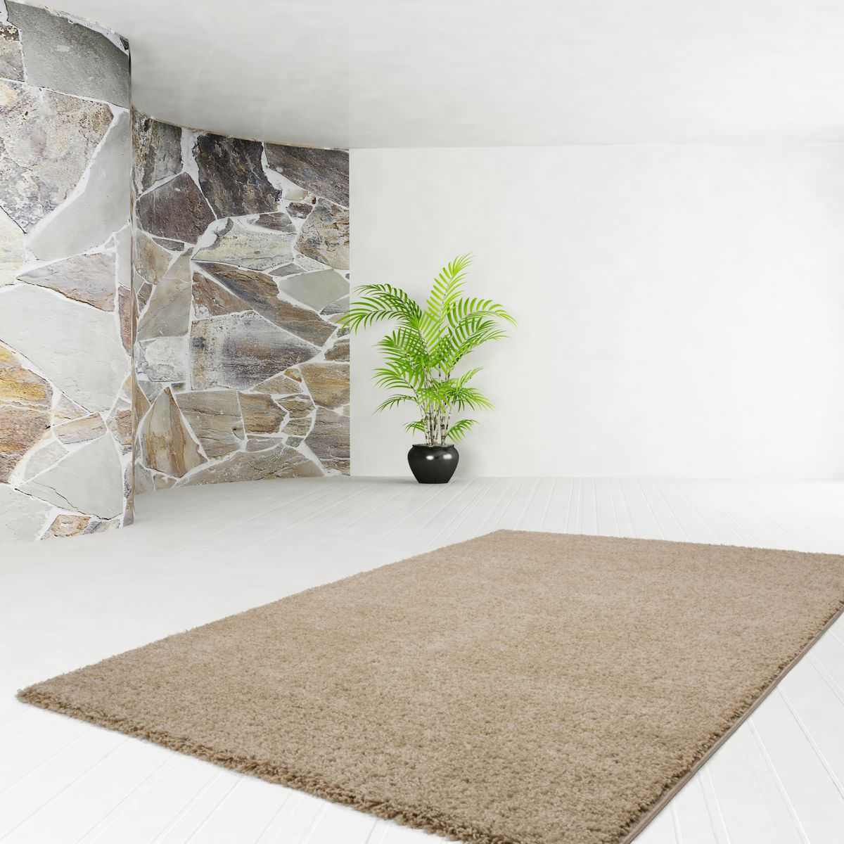 Exterieur Kayoom Tapis Comfy 100 Beige Kayoom à 52 90 Chez Recollection