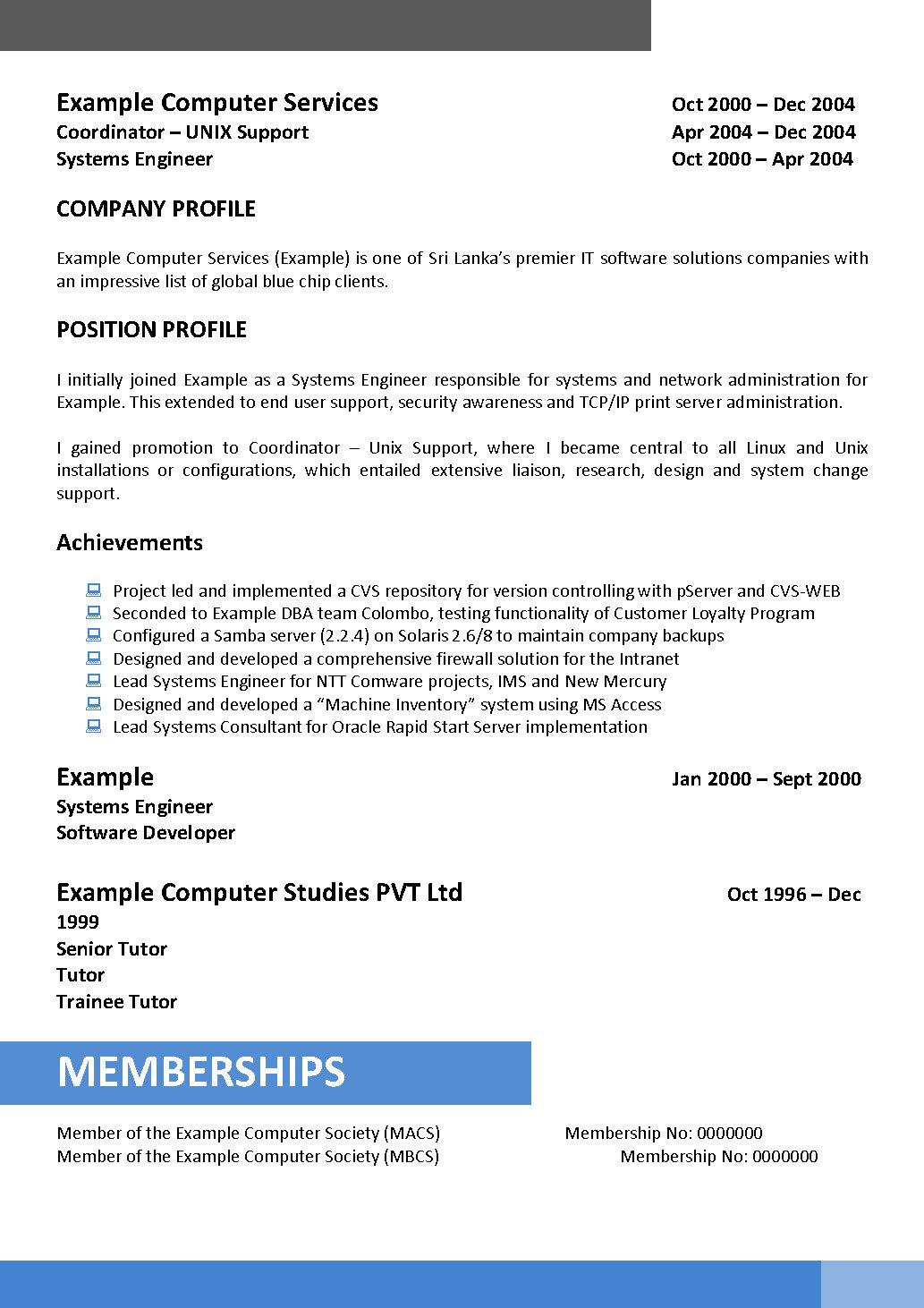 Sample Resume Auto Electrician Resume Examples