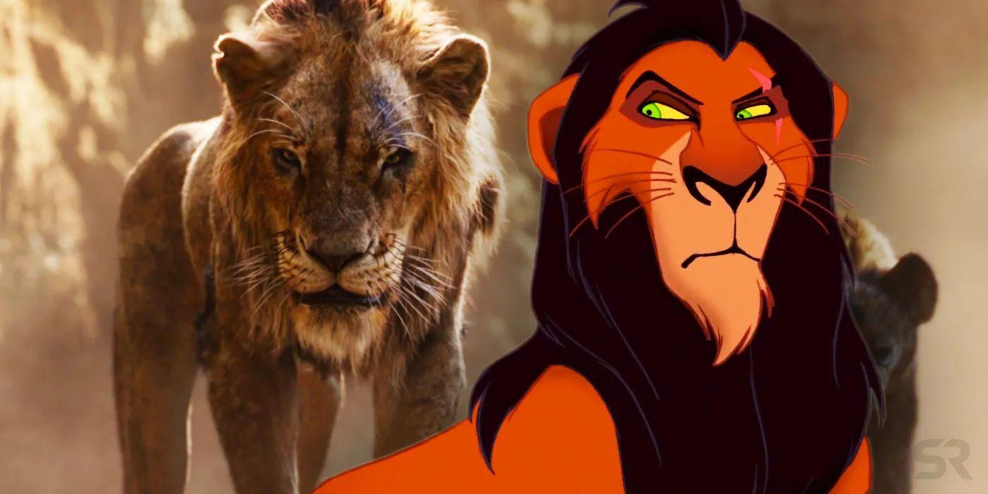 the lion king movie trailer comparison