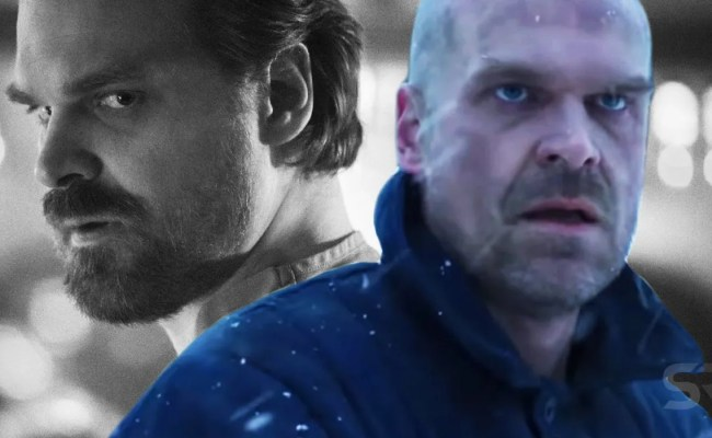 Stranger Things Confirms Hopper Is The American What It