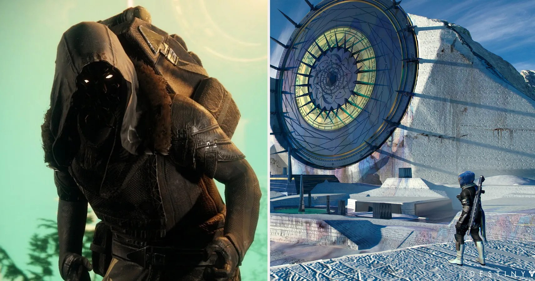 Xur 8 Facts You Never Knew About Xur The Nine In Destiny 2