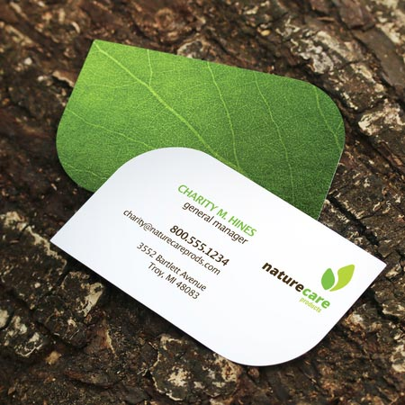 Leaf Business Cards Business Card Inspiration Pinterest - personalized gift certificates template free