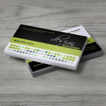 Business Cards - Make your own Business Cards - Free Design Proof