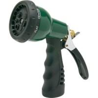Water Miser Spray Nozzle - Commercial 6 Pos. Garden Hose ...