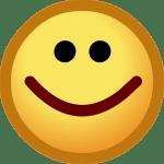 Club Penguin Happy Emoticon
