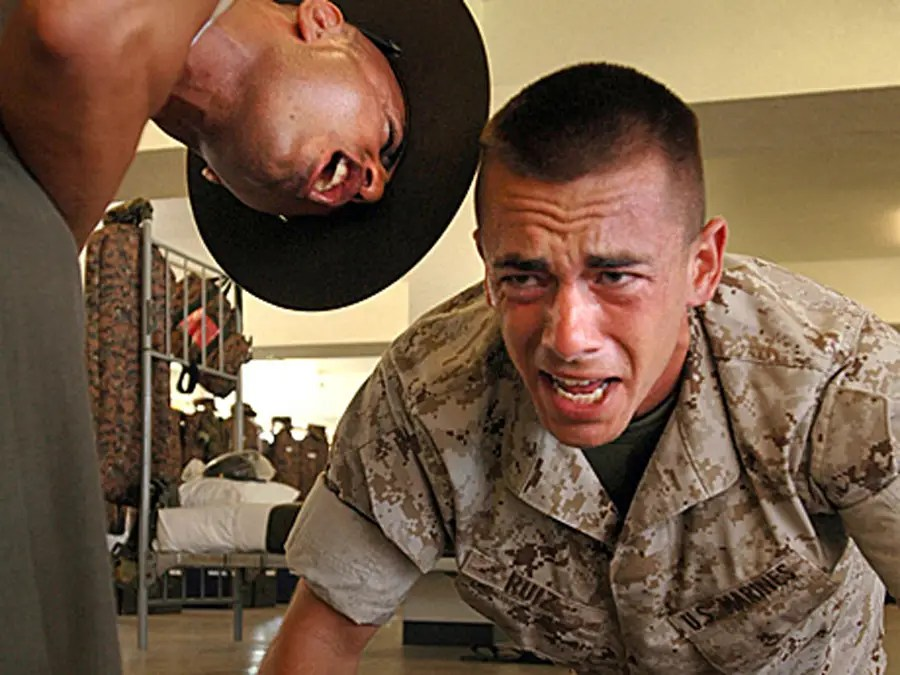 29 Pictures Of Marine Drill Instructors Yelling GI Jobs