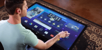 Coffee-Table-Sized Android Tablet - Business Insider