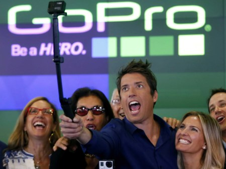 Why Gopro Stock