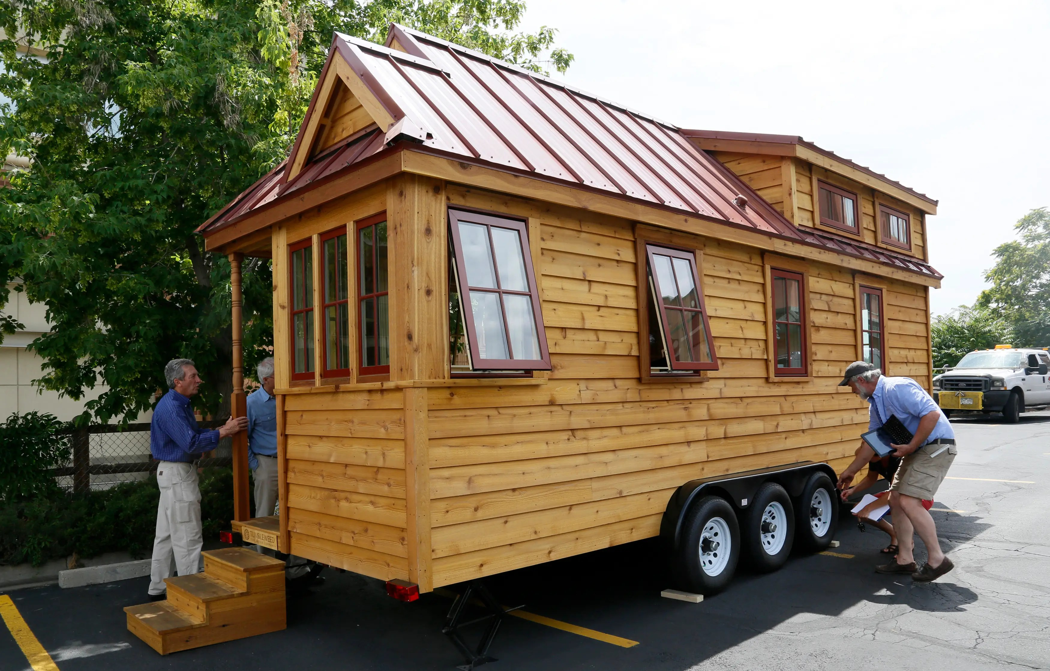 Pool Kaufen Poco How Much A Tiny House Really Costs Business Insider