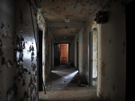 Creepy Haunted House Rooms