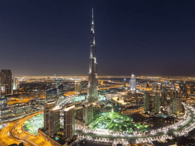 best timelapse video explores Dubai - Business Insider