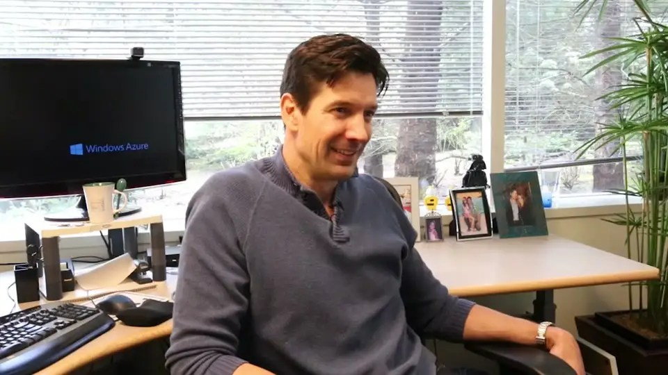 Amazon Credit Card Microsoft Mark Russinovich Interview - Business Insider