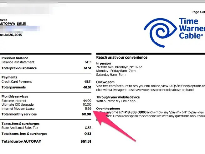 It\u0027s really easy to save a bunch of money on your internet bill - time warner cable internet customer service
