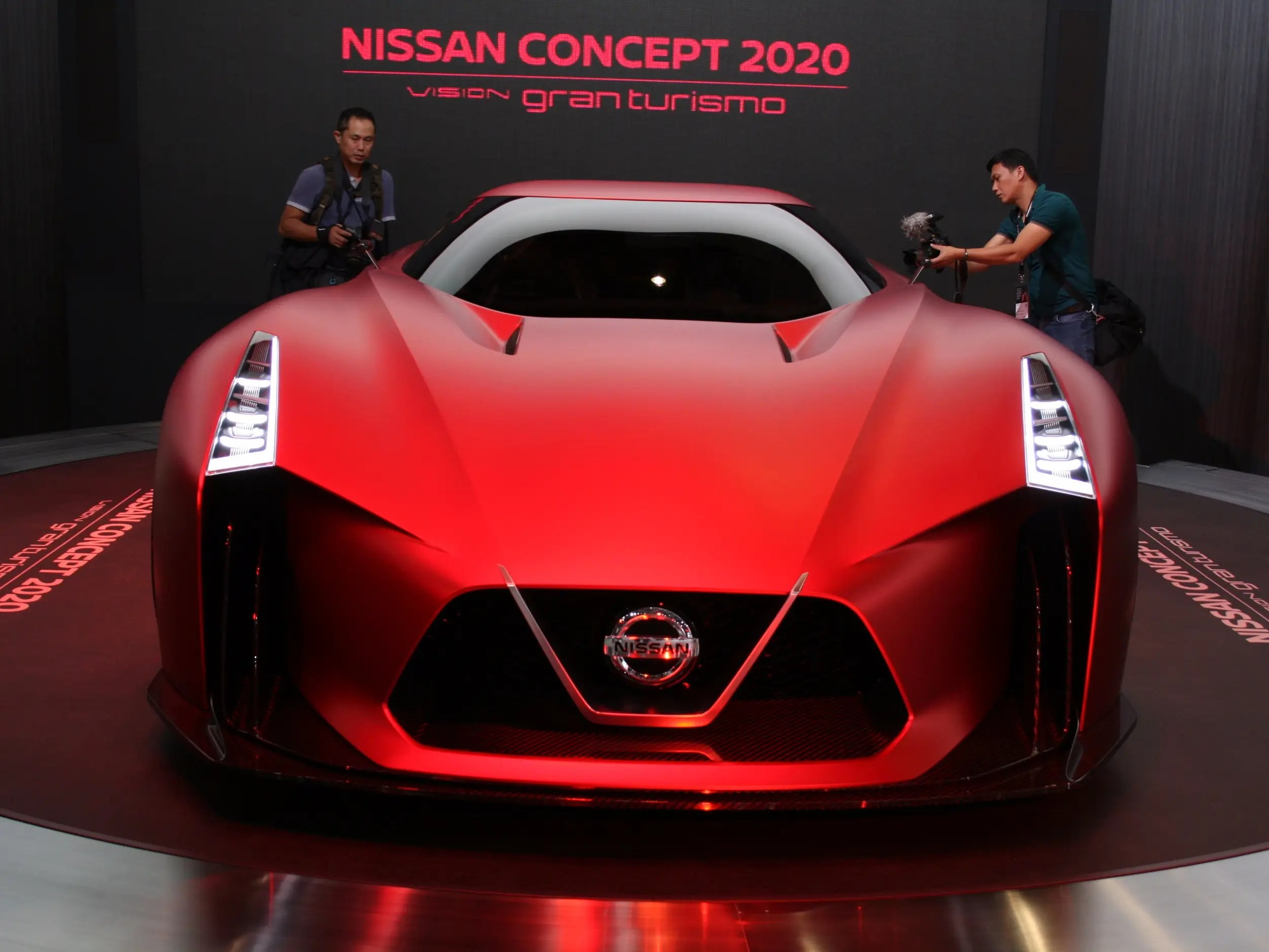 8 Million Dollar Car Wallpapers Check Out The Tokyo Motor Show S Crazy Wacky Awesome