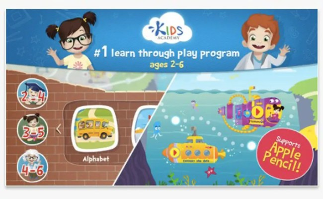 10 Apps That Will Make Learning Fun For Your Kids
