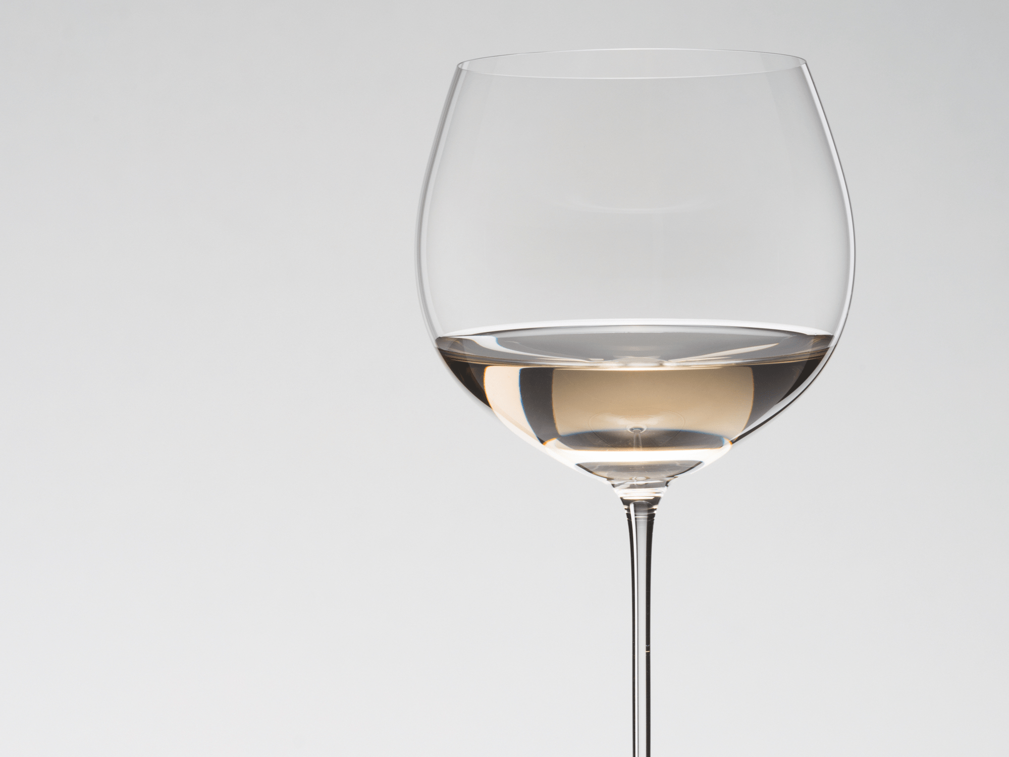 Chardonnay Wine Glass What Wine Glass To Use For Sauvignon Blanc Chardonnay