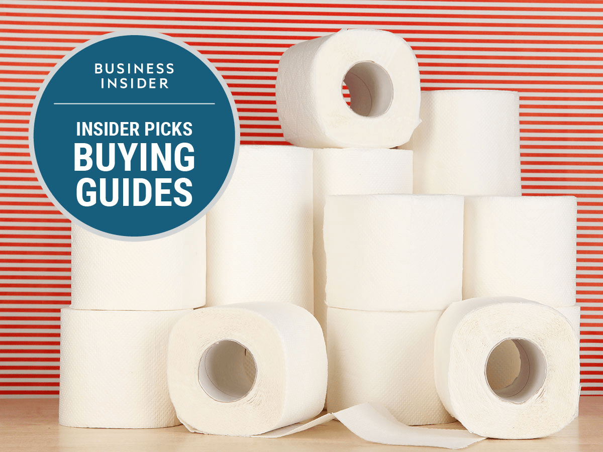 How To Buy A Toilet The Best Toilet Paper You Can Buy Business Insider