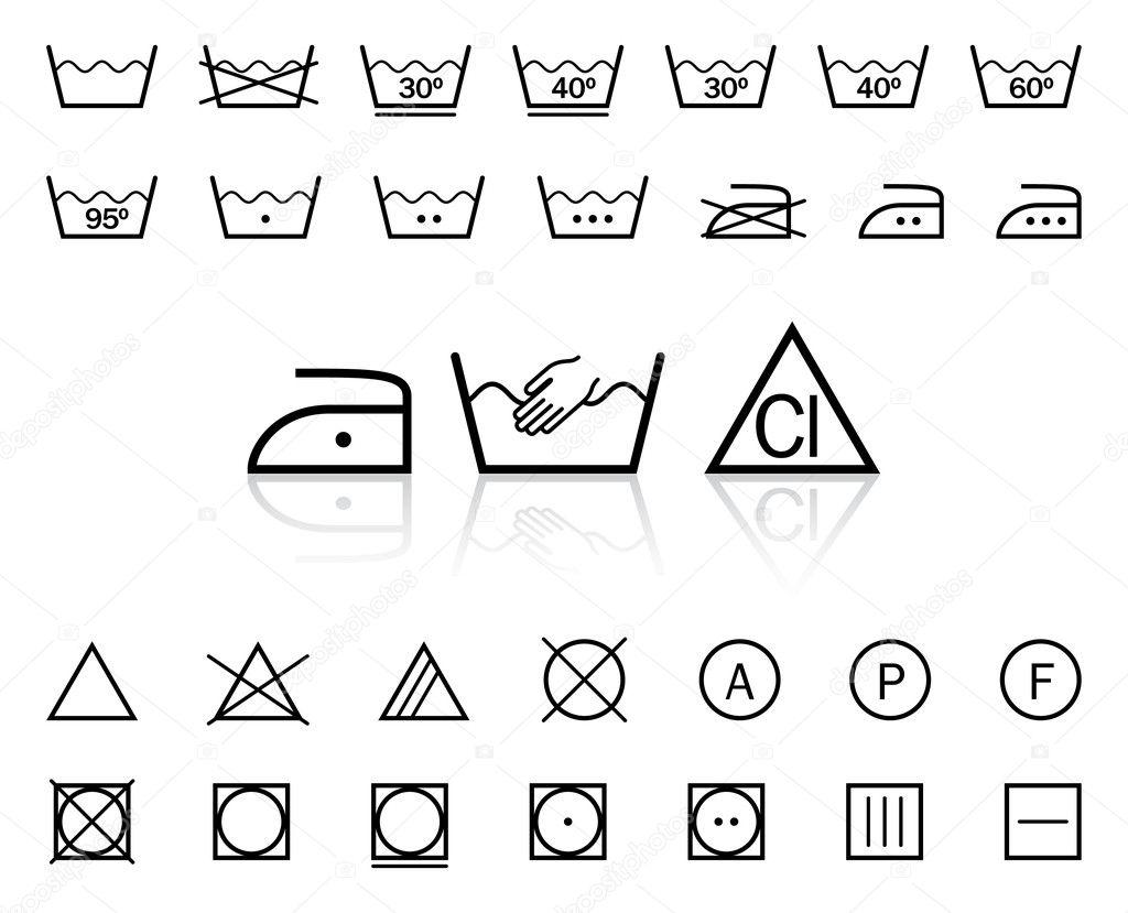 Bosch Waschmaschine Zeichen Aeg Geschirrspuler Symbole Bedeutung