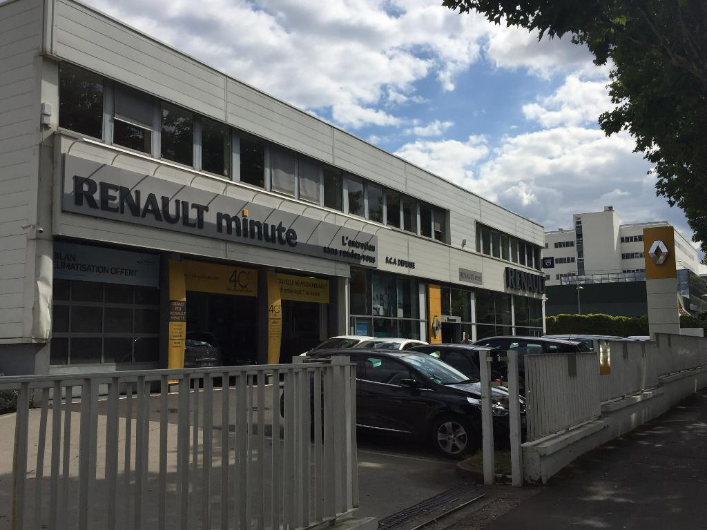 Garage Renault Nanterre Automobiles Defense Concessionnaire Automobile 140