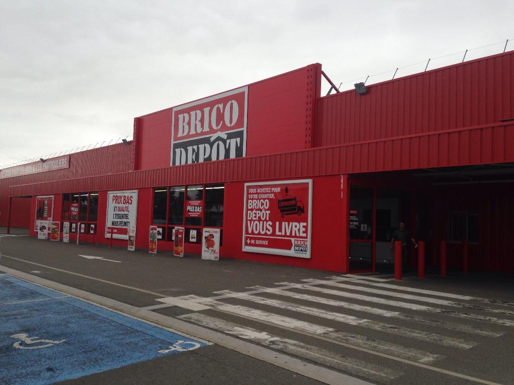Tabourets Electro Depot Brico Depot Angers Horaires Free Affordable Best Poteau